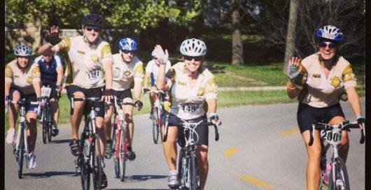 Fun Police Biking
