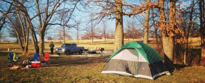 KC Camping Kansas City Smithville Lake
