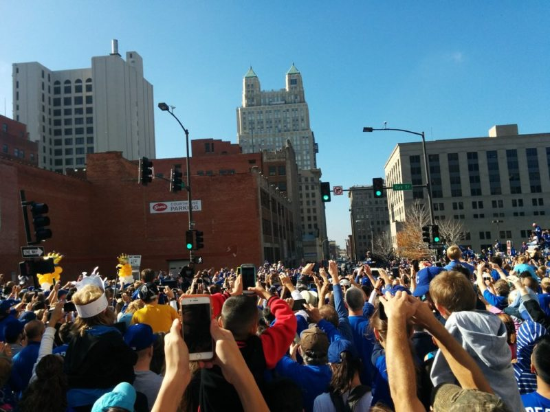 Kansas City Royals World Series Parade