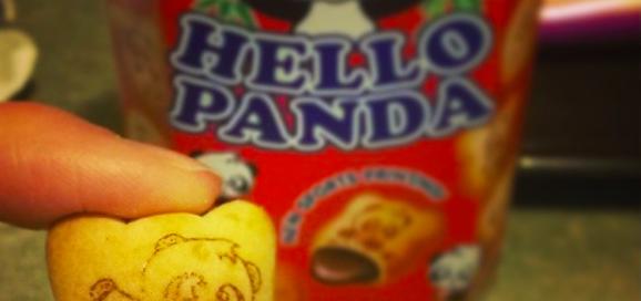 Hello Panda Cookies