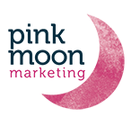 Pink Moon Marketing Logo